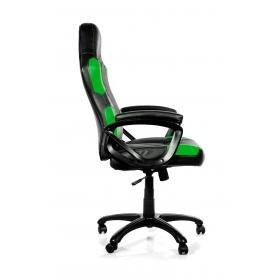 Gaming stoel Arozzi Enzo Gaming Chair, Gamestoel Zwart / Groen, ENZO-GN