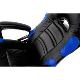Gaming stoel Arozzi Enzo Gaming Chair, Gamestoel Blauw, ENZO-BL