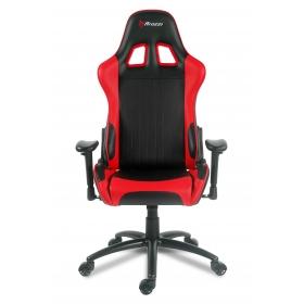 Gaming stoel Arozzi Verona Zwart-Rood