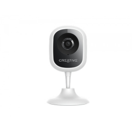 Netwerk camera Wit of Zwart, Creative Live Cam IP SmartHD,