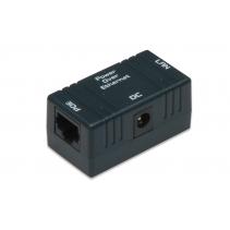 PoE adapter van DIGITUS, de DN-95002 passive RJ45 LAN - PoE Bu/Bu