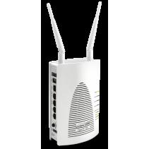 Draytek VigorAP 902, 802.11ac (2.4GHZ en 5GHz) Accesspoint met 5 Gigabit LAN poorten 1 PoE poort