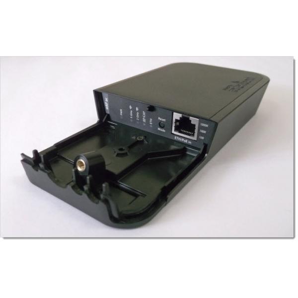 outdoor access point mikrotik wap ac dualband zwart. Black Bedroom Furniture Sets. Home Design Ideas