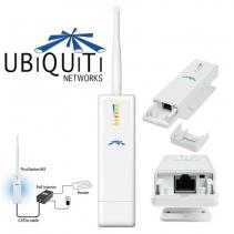 Indoor accesspoint van Ibiquiti, de  PicoM2-H