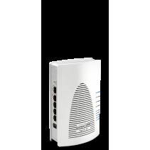 Router | Draytek Vigor 2120 Gigabit Router serie beschikt over Gigabit WAN en Gigabit LAN