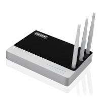 Draadloze Wireless Router van Eminent, de  EM4571 perfect geschikt voor online gaming en video streamen