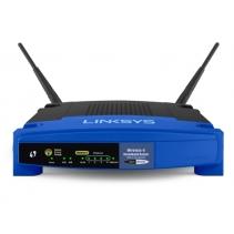 Draadloze Breedband Router van Linksys, de WRT54GL WiFi-g wireless