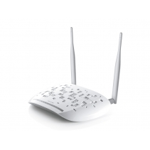 Draadloze router DSL-modem vam TP-LINK, de TD-W8968