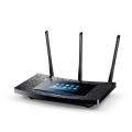 Draadloze WiFi Router van TP-LINK, de Touch P5 AC1900 met touchscreen