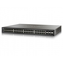 48 poorts netwerk switch van Cisco 500 Series SG500X-48