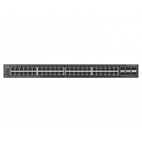 48 poorts netwerk switch van Cisco 500 Series SG500X-48