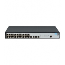 HP Procurve Switch met SFP aansluitingen, de HPE 1920-24G - Beheerbare Switch