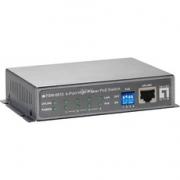 4  poorts netwerk switch LevelOne FSW-0513 met PoE