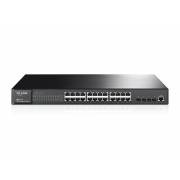 24 poorts netwerk switch tp-link SG5428