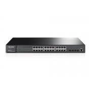 24 poorten netwerk switch tp link SG5428