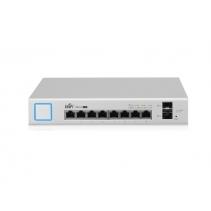 8 poorts netwerk switch Ubiqiuti UniFi US-8-150W PoE
