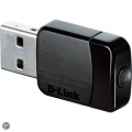 WiFi USB adapter dongle van D-Link, de DWA-171 wireless-AC