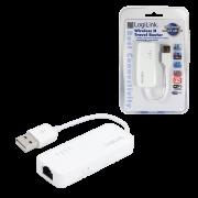 Draadloze LAN Hotspot & Travel-Router voor op reis van Logilink WL0152