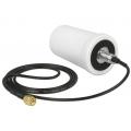 Outdoor WiFi Antenne van Delock, RP-SMA 2dBi Schroefmontage wit