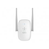 Versterk je WiFi met de Belkin-N600  -300Mbps dualband Plug-In Wi-Fi Range Versterker