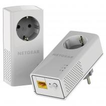 Powerline van Netgear, de PL1200-100PES - set van 2 stuks HomePlug AV (HPAV) 2.0