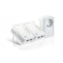 WiFi PowerLine van TP-LINK, de WPA4226T KIT AV500