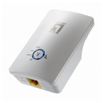 WiFi versterker inclusief netwerkpoort WRE 6001 van TP-Link
