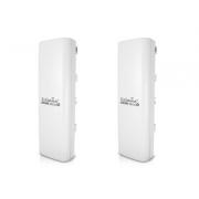 Access Point van Engenius Bundel, de ENH500  zendbereik tot 1Km afstand 5Ghz